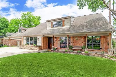 Memorial Single Family Home For Sale: 12450 Mooredale Lane