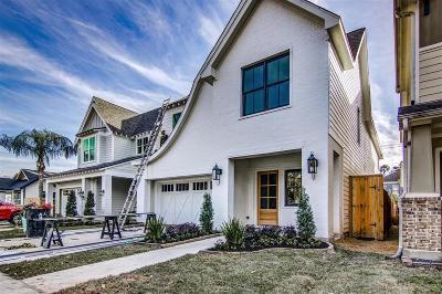 Houston Single Family Home For Sale: 712 E 14th Street
