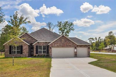 Conroe Single Family Home For Sale: 4614 Axis Trail