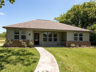 Santa Fe Single Family Home For Sale: 6201 Avenue P