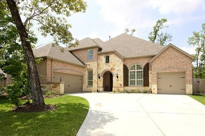 Montgomery Single Family Home For Sale: 107 Cherry Bark
