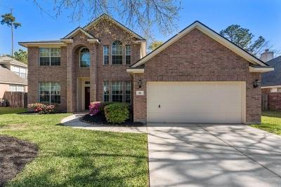 The Woodlands Single Family Home For Sale: 86 N Linton Ridge Circle