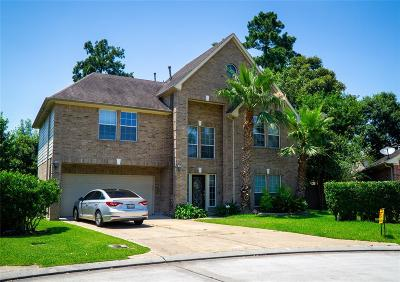 Conroe Single Family Home For Sale: 2 Lulach Circle