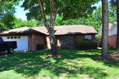 Houston Single Family Home For Sale: 5234 Pine Cliff Drive