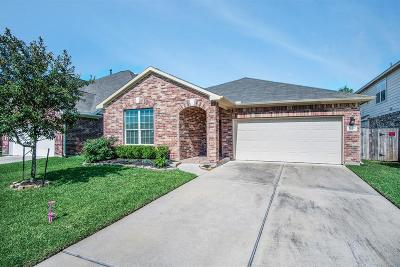 Katy TX Single Family Home For Sale: $218,000