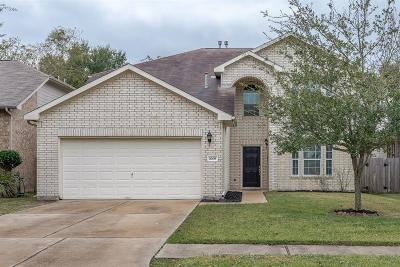 Alvin Single Family Home For Sale: 1008 Jefferson Street