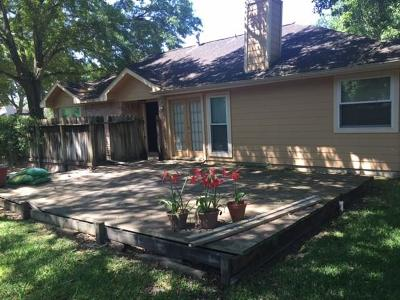Tomball Single Family Home For Sale: 12102 Westwold Drive