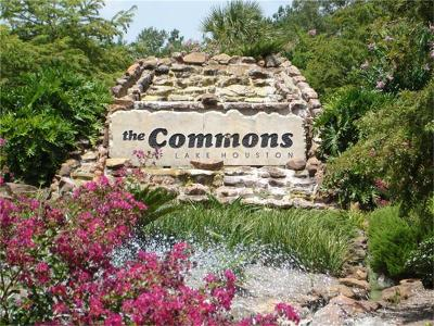 Huffman Residential Lots & Land For Sale: 1110 Valley Commons