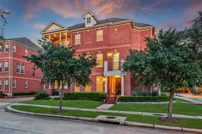 The Woodlands Condo/Townhouse For Sale: 2 Olmstead Row