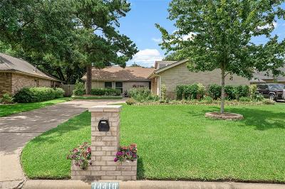 Houston Single Family Home For Sale: 14410 Sugar Mill Circle