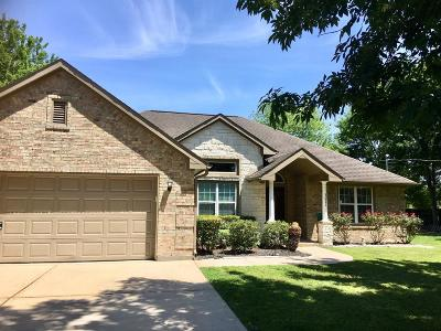 Dickinson Single Family Home For Sale: 5021 20th Street