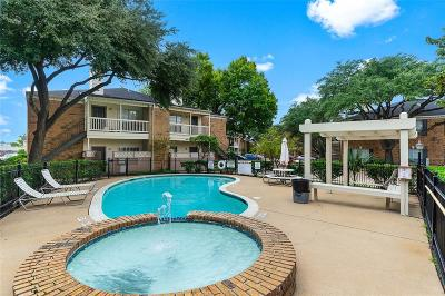 Houston Condo/Townhouse For Sale: 2626 Holly Hall Street #507