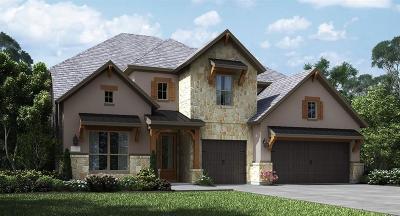 Cypress Single Family Home For Sale: 18014 Zagranski Cedar Court