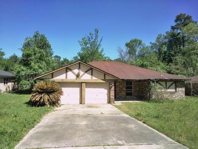 Spring Single Family Home For Sale: 3614 Kentwood Drive