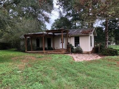 Montgomery Single Family Home For Sale: 13644 Lake Mount Pleasant Road