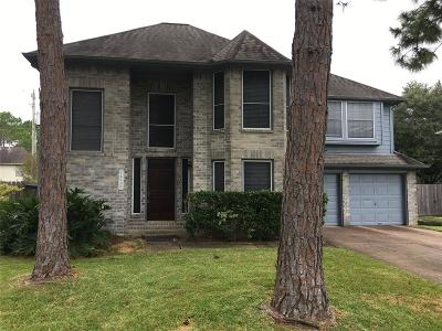 Single Family Home For Sale: 14406 Little Willow Walk