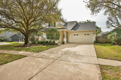 Cypress Single Family Home For Sale: 15603 Tylermont Drive