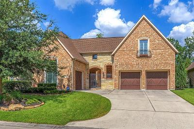 The Woodlands Single Family Home For Sale: 98 N Mews Wood Ct Court