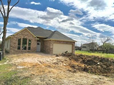 Houston Single Family Home For Sale: 7925 Grandview Street