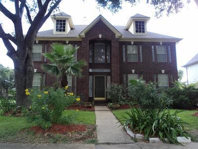 Pasadena Single Family Home For Sale: 4410 Arbor Brook Court
