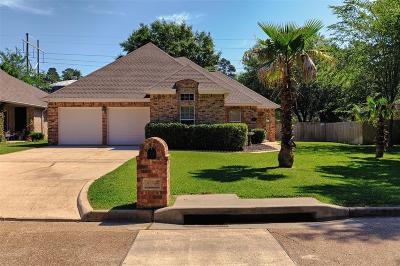 Montgomery Single Family Home For Sale: 3138 Pine Chase Drive