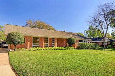 Houston Single Family Home For Sale: 3636 Drummond Street
