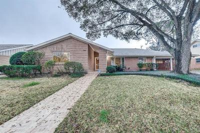 Houston Single Family Home For Sale: 5431 Paisley Street