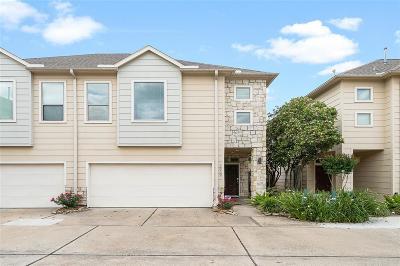 Houston Condo/Townhouse For Sale: 3832 Centerplaza Drive