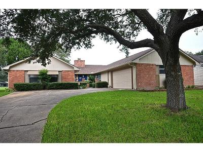 Missouri City Single Family Home For Sale: 3406 Hampton Drive