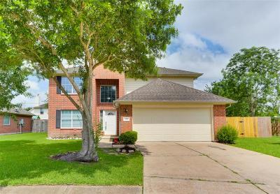 Pearland Single Family Home For Sale: 4211 Seminole Drive