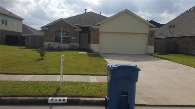 Humble Single Family Home For Sale: 3106 Dove Cove Circle