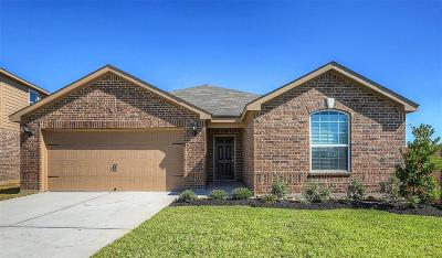 Conroe Single Family Home For Sale: 8881 Oval Glass Street