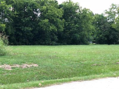 Tomball Residential Lots & Land For Sale: 00 Howard Street