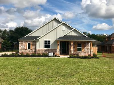 Fulshear Single Family Home For Sale: 4210 Wickby