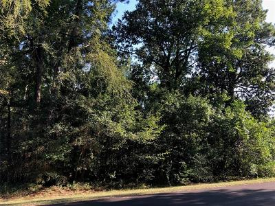 Montgomery County Residential Lots & Land For Sale: 0000 Chariot Lane