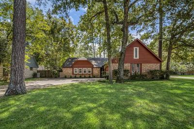 Kingwood Single Family Home For Sale: 2002 Round Spring Drive