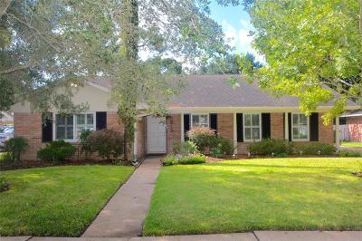 Houston Single Family Home For Sale: 5215 Kinglet Street
