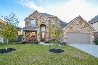 Cypress Single Family Home Option Pending: 15521 Atwood Bay Trail