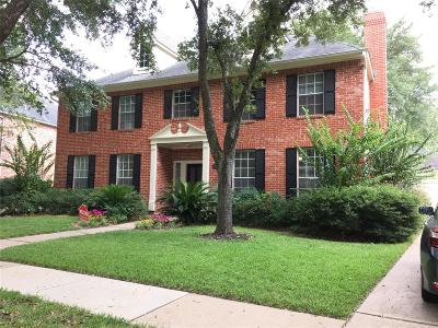 Sugar Land Single Family Home For Sale: 3807 Bayou Bend Court