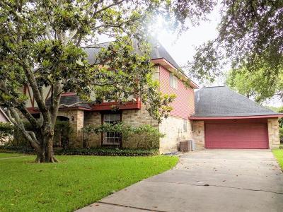 Missouri City Single Family Home For Sale: 3906 Panorama Drive