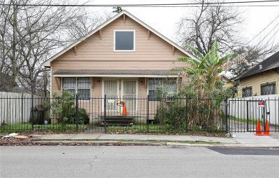 Houston Multi Family Home For Sale: 148 N Milby Street