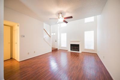 Houston Condo/Townhouse For Sale: 7575 Cambridge Street #2803