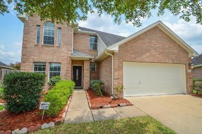 Richmond Single Family Home For Sale: 7235 Desert Bluff Lane