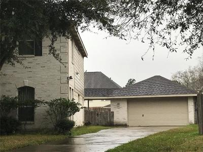 Rosharon Single Family Home For Sale: 5518 Mosshill Ln