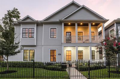 Houston Single Family Home For Sale: 2407 Arlington Street