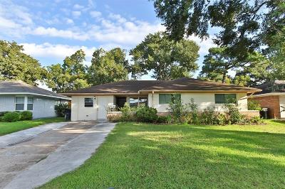 Houston Single Family Home For Sale: 1510 Ansbury Drive