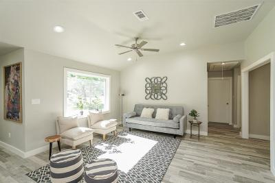 Houston Single Family Home For Sale: 2215 Campbell Road
