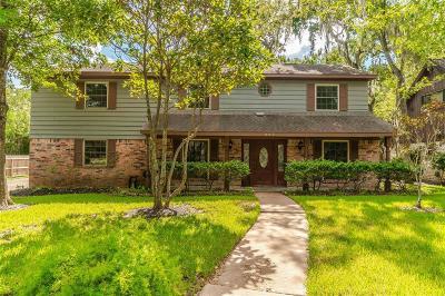 Friendswood Single Family Home For Sale: 802 Lexington Street