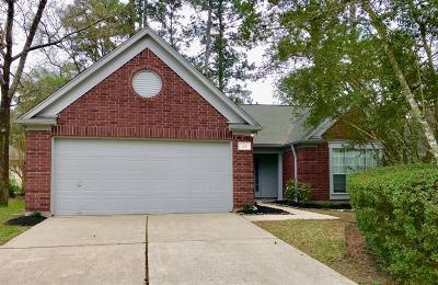 The Woodlands Single Family Home For Sale: 26 S Elm Branch Place
