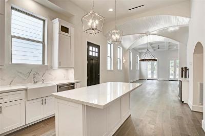 Houston Single Family Home For Sale: 110 E 26th Street #B